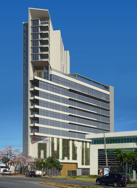san jose garden hotel garden inn reveals new property in san jose costa