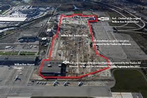 Willow Run Bomber Plant Construction Update March 2016 ...