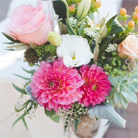 dahlia flower arrangements dahlia floral arrangements wedding flowers photos by abbey lunt photography