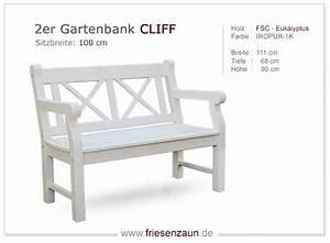 Gartenbank 80 Cm Breit : gartenbank 90 breit bestseller shop mit top marken ~ Bigdaddyawards.com Haus und Dekorationen