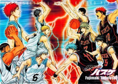 anime basket liste top basketball anime list best recommendations