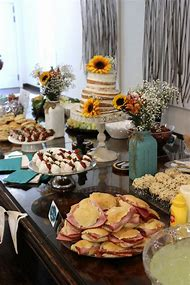 Best Food Table Decorations Ideas And Images On Bing Find What
