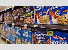 Kellogg's criminal investigation launched over video of