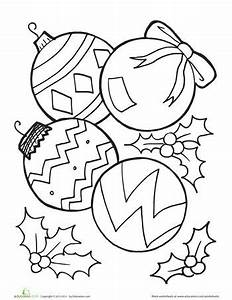 christmas coloring pages for kindergarten - 1000 images about preschool holiday symbols on