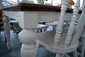 Salle A Manger Chic : table salle a manger rustique digpres ~ Nature-et-papiers.com Idées de Décoration