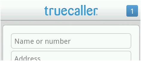 how to find name from a phone number for free truecaller app technologydwell