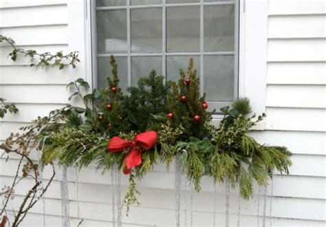 Weihnachtsdeko Für Fensterbank Aussen by Fensterdeko F 252 R Weihnachten Vermittelt Eine Tolle