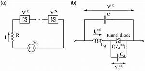 A  Circuit Built From N Tunnel Diode Elements According