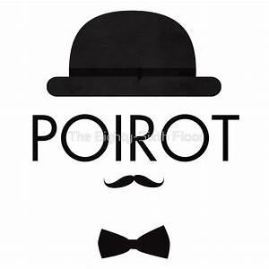 Hercule Poirot: Home Decor Redbubble