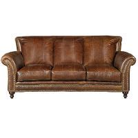 rc willey leather sofas classic traditional brown leather sofa butler rc
