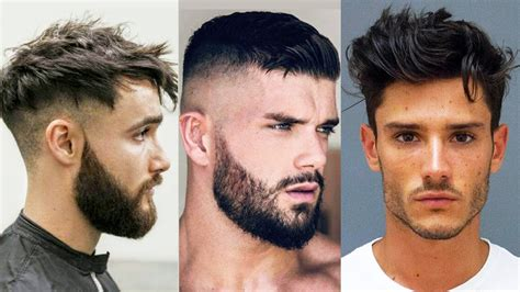 hairstyles thatll dominate   top style trends  men youtube