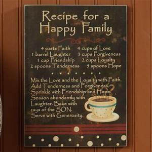 Kitchen Wooden Sign - Best Home Decoration World Class