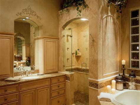 Get Some Ideas To Decorate Your Traditional Bathrooms With