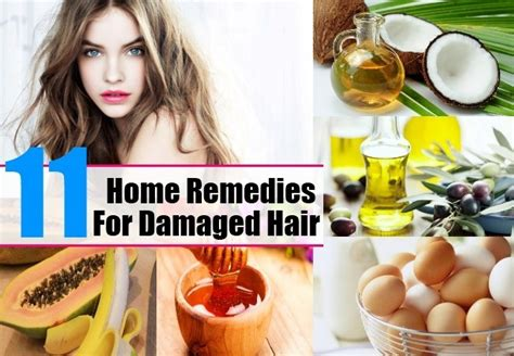 home remedies for damaged hair 11 best home remedies for damaged hair