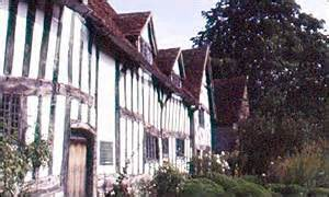 BBC News   ENTERTAINMENT   Wrong farm for bard's mother