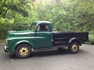 1950 Dodge Truck B-2-d-126 For Sale