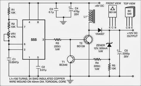 Latest Converter Circuit Diagram Electronic