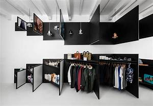 frame magazine retail store in amsterdam combining 2d and With interior design outlet online