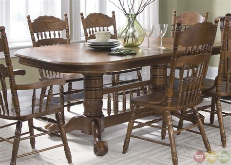 world dining tables world nostalgic style casual dining furniture set 3661
