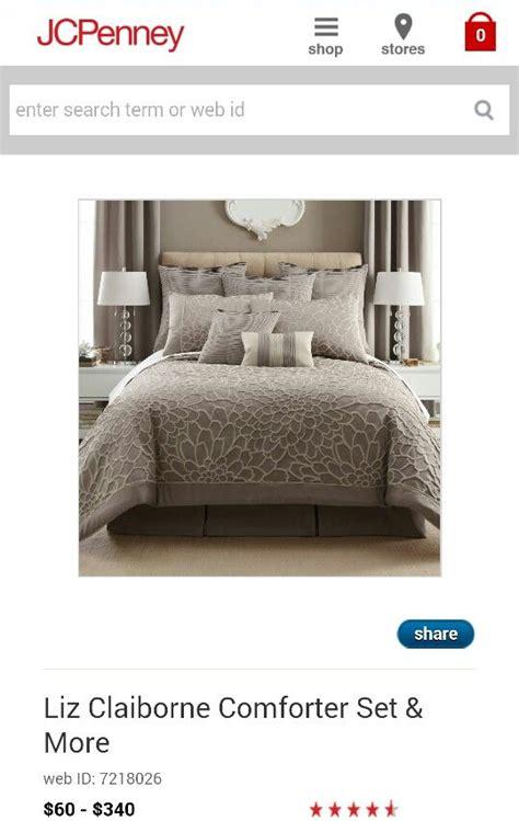jcpenney liz claiborne comforter set decor and furniture