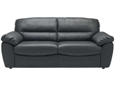 canapé 3 places fixe canapé fixe 3 places en tissu vesuve coloris noir vente