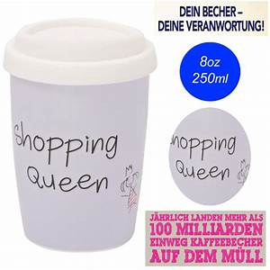 Coffee To Go Becher Porzellan : porzellan coffee to go becher 250ml shopping queen kaffee ~ Watch28wear.com Haus und Dekorationen