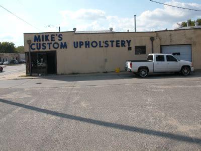 Mike S Upholstery by Mike S Custom Upholstery Auto Upholsterer Wichita Ks