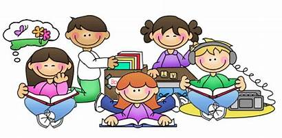 Literacy Clipart Centers Cliparts Coppice Clip Learning