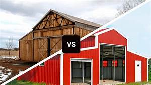 pole barns vs metal buildings which one is the best With 40x70 metal building