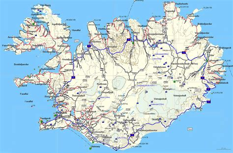 lovers world map iceland