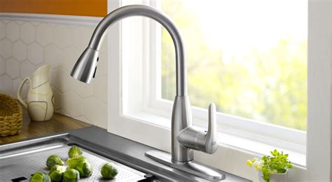 Top Kitchen Faucets by Top 10 Best Pull Kitchen Faucets 2018 Reviews