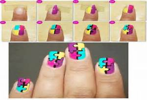 Give you step by nail art designs fiverr