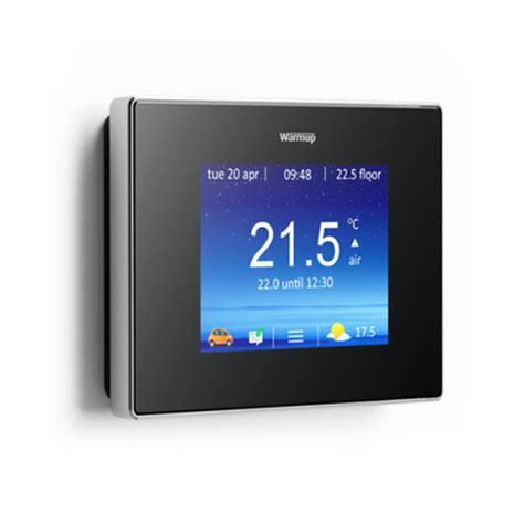 fußbodenheizung steuerung wlan 4ie smart home wlan thermostat f 252 r leichte bedienung warmup
