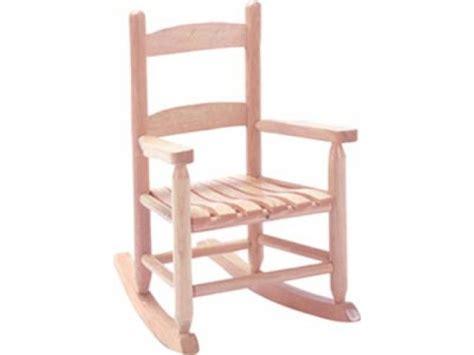 baby rocker unfinished trr 050u rocker glider chairs