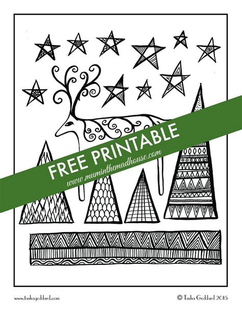 346 best images about free adult colouring pages on