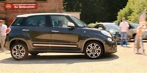 Fiat 500 Toit Panoramique : la fiat 500l trekking joue sur les apparences ~ Gottalentnigeria.com Avis de Voitures