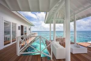 Diamonds Thudufushi Beach Water Villas Lets Go Maldives