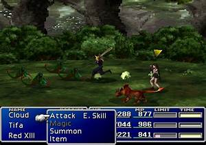 Gui Design In Final Fantasy Games Why Are Your