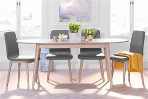 Edvard, Olsen, Large, Oval, Oak, Extending, Table, Extending, Dining, Table, Solid, Oak, 5060346454566