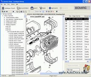 Bomag Parts Catalog Order  U0026 Download