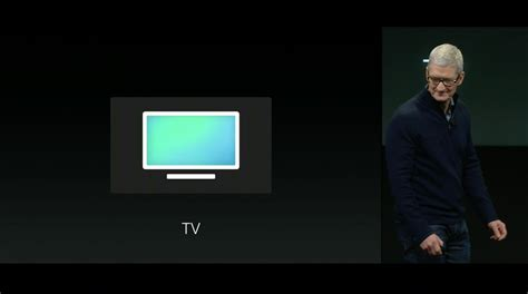 from iphone on tv apple debuts tv a tv guide and watchlist app for apple