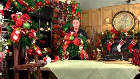 how to make a believe theme christmas wreath trees n