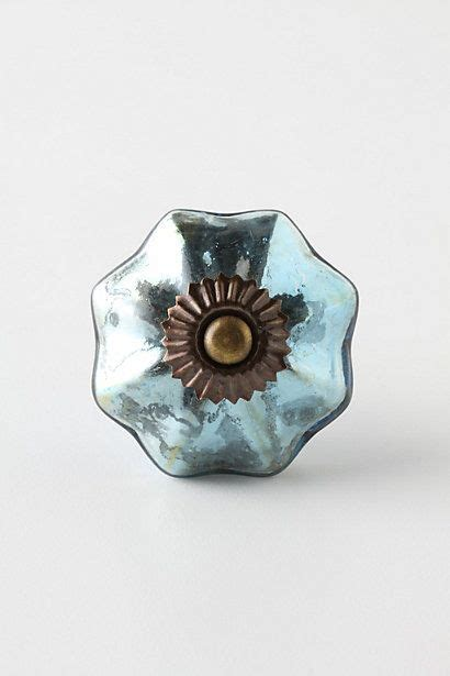 mercury glass cabinet knobs knobs mercury glass and mercury on pinterest