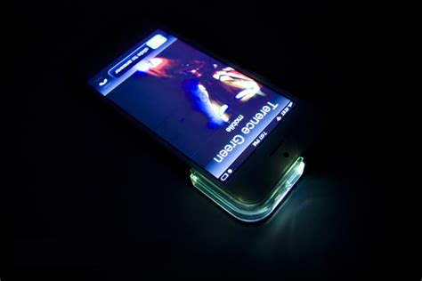 Sparx Iphone 5 Led Notification Case Hiconsumption