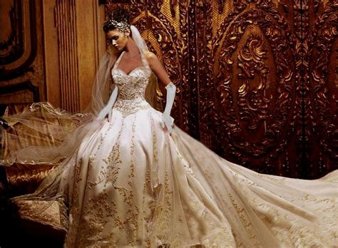 World Most Beautiful Wedding Dresses
