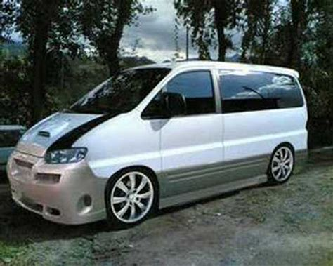 Hyundai H1 Modification by Starex