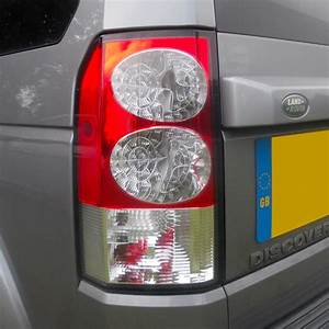 Land Rover Discovery 4 Led Rear Light Tail Lamps