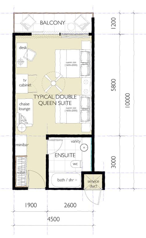 Room Plans by Welcome To Pacific Palm Marina Resort Fiji