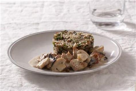 cuisiner morilles fraiches recette blanquette de veau aux chignons de