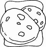 Coloring Kleurplaat Pages Printable Cookies Koekjes Koekje Kleurplaten Junk Eten Koek Drinks Van Library Clipart Popular Kb Viewed Bakken Bestcoloringpagesforkids sketch template